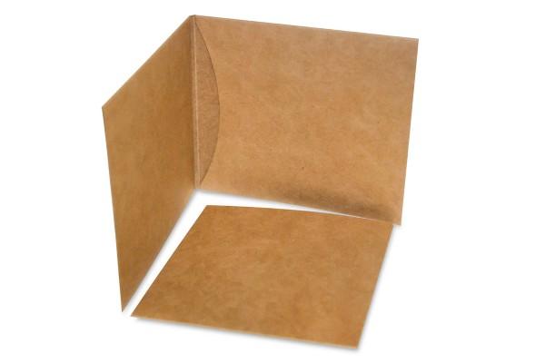 Recycled Cardboard CD Sleeves