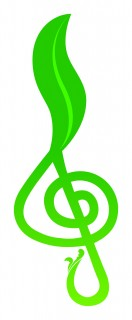 Austep Music Leaf Logo