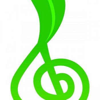 Austep Music Leaf Logo