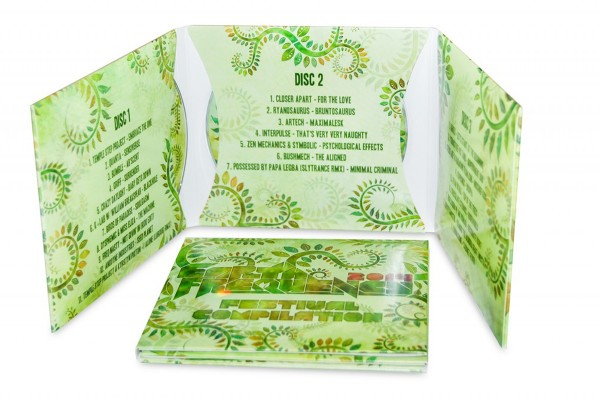 Eco CD Packaging
