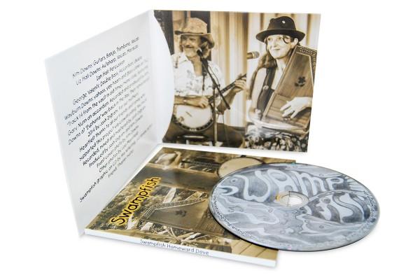 CD in 4Panel Wallet