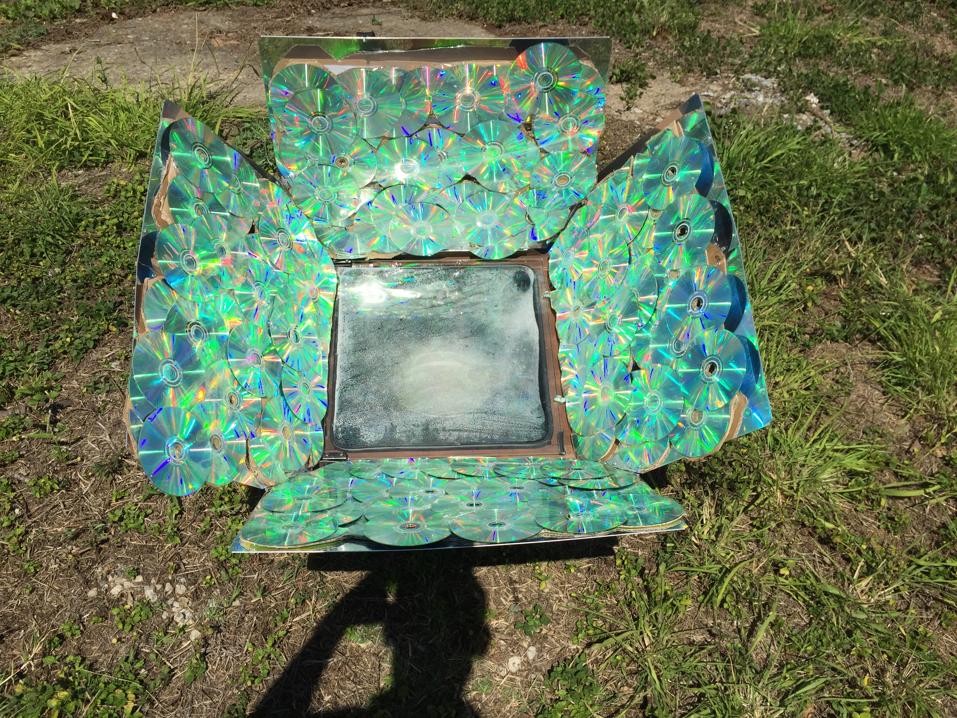 Cd Solar Oven Austep Music